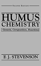 Humus chemistry : genesis, composition, reactions