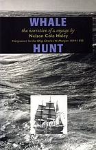 Whale hunt : the narrative of a voyage