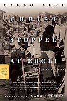 Christ stopped at Eboli : the story of a year