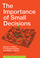 The importance of small decisions : how culture evolves