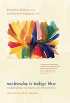Wednesday is indigo blue : discovering the brain of synesthesia