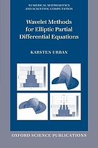 Wavelet methods for elliptic partial differential equations
