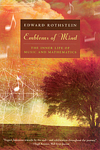 Emblems of mind : the inner life of music and mathematics