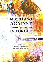 Mobilising against marginalisation in Europe