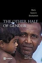 The other half of gender : men's issues in development