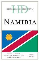 Historical dictionary of Namibia