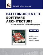 Pattern-oriented software architecture. Vol. 5, On patterns and pattern languages
