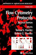 Flow cytometry protocols.