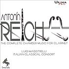 The complete chamber music for clarinet