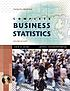 Complete business statistics by  Amir D Aczel