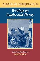 Writings on Empire and Slavery.