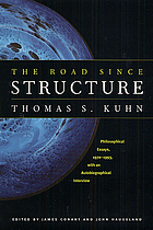 The road since structure : philosophical essays, 1970-1993, with an autobiographical interview