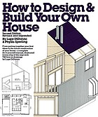 How to design&build your own house