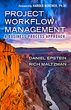 Project workflow management : a business process approach
