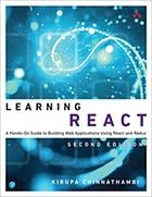 Learning React : a hands-on guide to building web applications using React and Redux