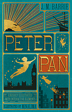 Peter pan (illustrated with interactive elements).