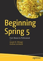 Beginning Spring 5 : from novice to professional
