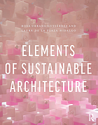 Elements of Sustainable Architecture