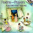 Poems and prayers for the very young