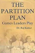 The partition plan : games leaders play