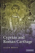 Cyprian and Roman Carthage