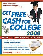 Get free cash for college 2008