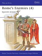Spanish armies 218 BC-19 BC