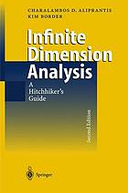 Infinite Dimensional Analysis : a Hitchhiker's Guide