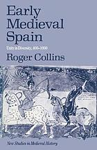 Early medieval Spain : unity in diversity, 400-1000