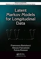 Latent Markov models for longitudinal data