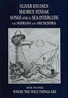 Songs and a sea-interlude : for soprano and orchestra, op. 20a : from the opera