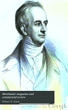 The Merchants' magazine and commercial review.