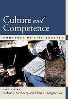 Culture and competence : contexts of life success