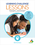 Learning challenge lessons, elementary : 20 lessons to guide young learners through the learning pit