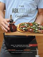The ASK Italian cookbook : easy-to-prepare recipes from the ASK Italian kitchens