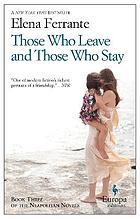 Those who leave and those who stay #3