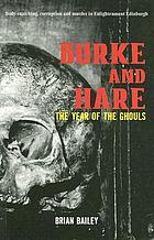 Burke and Hare : the year of the ghouls