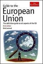 Guide to the European Union, 9th edition