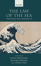 The law of the sea : progress and prospects