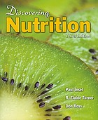 Dicovering nutrition.