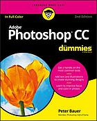 Adobe Photoshop CC for dummies