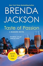 Taste of Passion : A Madaris Novel.
