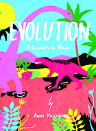 Evolution : a coloring book.
