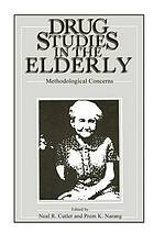 Drug studies in the elderly : methodological concerns