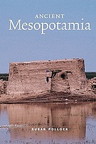 Ancient Mesopotamia : the eden that never was