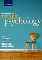 Introduction to work psychology