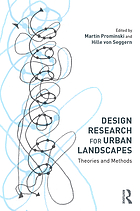 Design research for urban landscapes : theories and methods