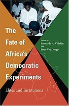 The fate of Africa's democratic experiments : elites and institutions