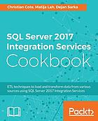 SQL Server 2017 Integration Services Cookbook.