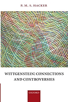 Wittgenstein: connections and controversies